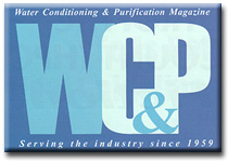Check out Water Conditioning & Purification Magazine